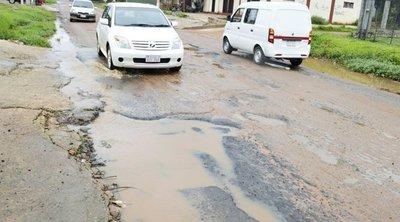 Reducto: Pésimas condiciones de camino impide a ambulancias llegar a hospital