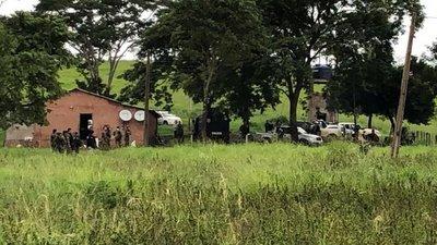 Amambay: ya hay 6 abatidos
