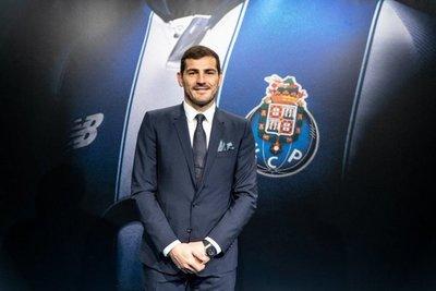 Casillas sufrió un infarto