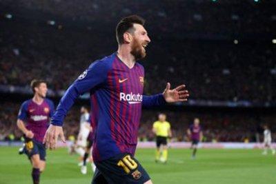 Barcelona goleó al Liverpool en la Champions League