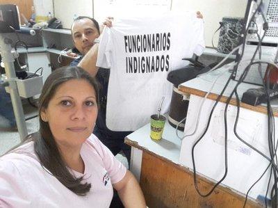 Hospital de Limpio: huelga hasta que renuncie directora