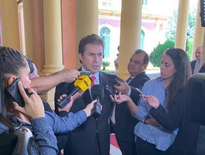 Castiglioni anunció que el presidente  Jair Bolsonaro visitará nuestro país