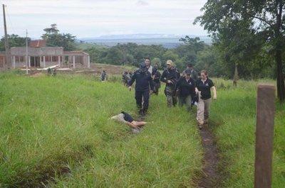 Banda es desmantelada en un sorpresivo operativo policial