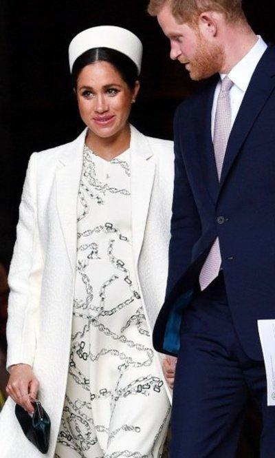 La duquesa de Sussex podría dar a luz en cualquier momento