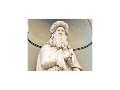 Italia recuerda al gran Leonardo Da Vinci