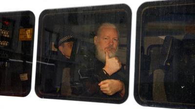 Assange deniega su consentimiento a ser extraditado a EE.UU.