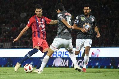 En caliente final, Cerro Porteño y San Lorenzo igualan en la Olla
