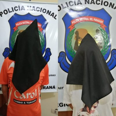 Rescatan a una menor y detienen a dos personas ligadas a la trata de personas
