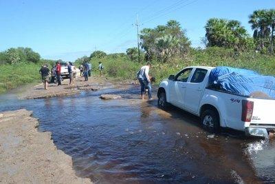 Pobladores del Chaco reclaman alimentos a la SEN