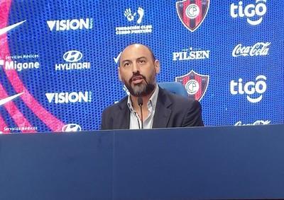Cerro Porteño exige la renuncia de Robert Harrison como presidente de la APF