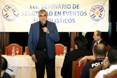 Comisario minimiza agresión a árbitros