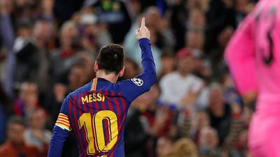 El mundo del fútbol se rinde ante Messi