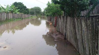Pobladores del Chaco necesitan víveres por inundaciones