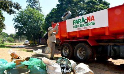 1.400 casos confirmados de dengue en Alto Paraná