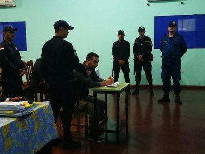 Alcides Oviedo dice que no hay pruebas en su contra