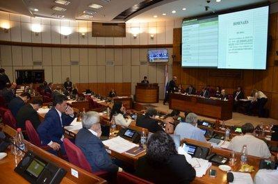 Senado: En sesión extraordinaria tratarán leyes antilavado