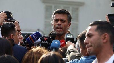 """Líder opositor """"mensajea"""" a Maduro: """"Van a venir más levantamientos militares"""""""