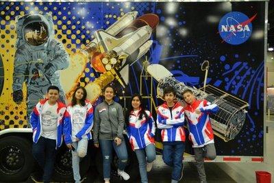 Alumnos de Colegio del Sol se destacan en Mundial de Robótica