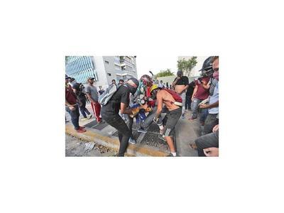 La violenta represión del régimen deja 57 fallecidos