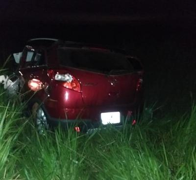 Dos concepcioneras mueren en fatal accidente en el Chaco