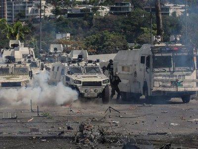ONU eleva a 5 los muertos por las recientes protestas en Venezuela