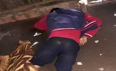 Brasileño mató a machetazos a latitero