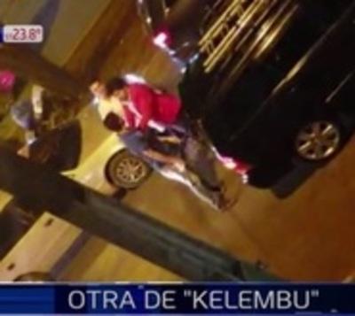 Una más de Kelembú: Protagoniza incidentes en Ciudad del Este