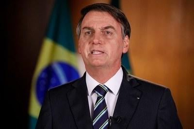 Bolsonaro reza para que Cristina Kirchner no sea presidenta · Radio Monumental 1080 AM