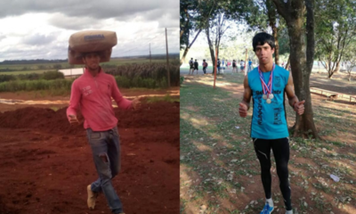 De transportar materiales al Gran Prix Sudamericano