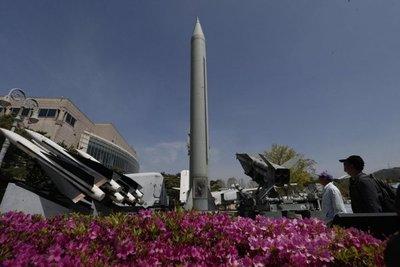 Corea del Norte lanzó un misil de corto alcance