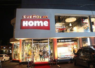 Sueñolar Home abrió sus primeras tiendas