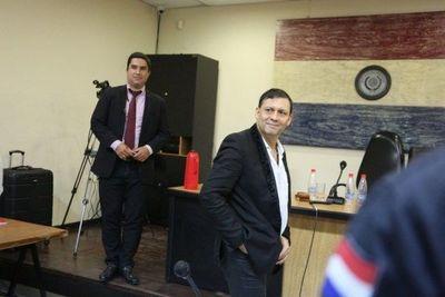 Condenan a 1 año a Víctor Bogado