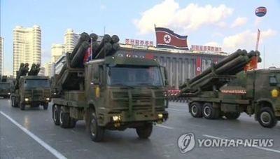 Corea del Norte confirma ejercicio castrense con lanzacohetes