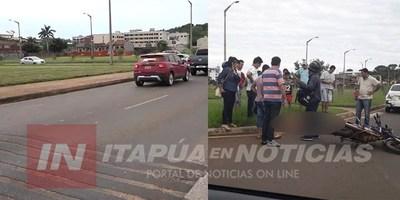 EX CIMEFORISTA FALLECE TRAS ACCIDENTE EN AVDA. JAPÓN ENCARNACIÓN.