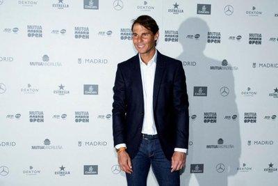 Nadal y sus dudas, a examen en Madrid
