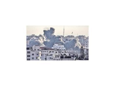 Escalada de violencia entre Gaza e Israel deja 27 muertos