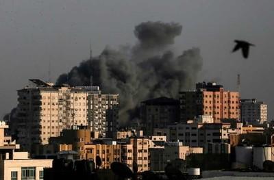 Se intensifica la violencia entre Israel y los grupos armados de Gaza