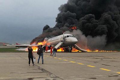 Así fue el incendio en Rusia que dejó 41 muertos