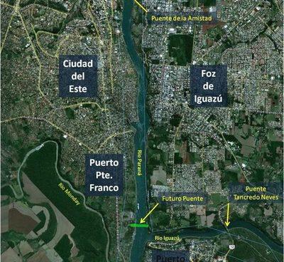 Obras complementarias del segundo puente alcanzarán USD 150 millones y estarán a cargo de empresas paraguayas