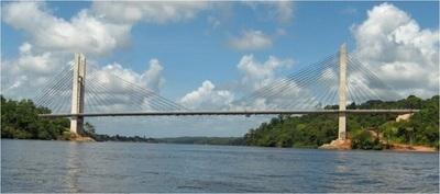 Obras del segundo puente con Brasil estarán a cargo de empresas paraguayas
