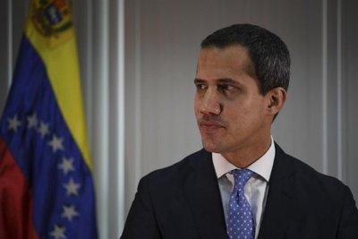"""Hubo gente que faltó por cumplir"", dice Guaidó tras fallido alzamiento militar"