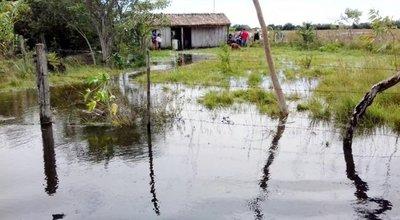 Emergencia en distritos del Dpto. de Ñeembucú