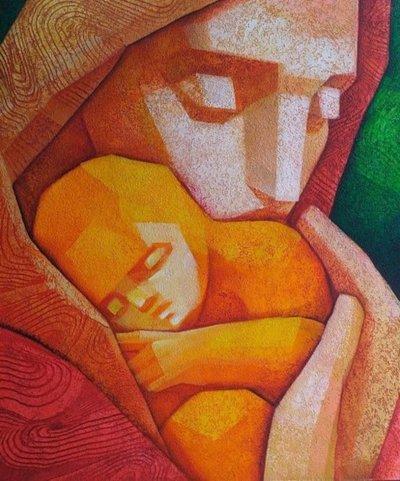 "Jorge Ocampos pinta ""Latidos"""