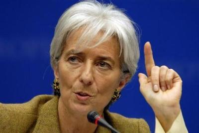 Lagarde: la tensión EE. UU.-China es la amenaza para la economía mundial