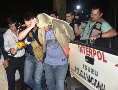 Sospechoso de feminicidio llegó a Asunción y será extraditado a Argentina