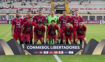 Cerro Porteño busca el primer lugar del Grupo E