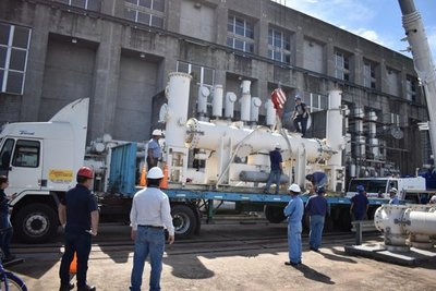 Yacyretá: continúan trabajos para adecuar línea de 500 kV
