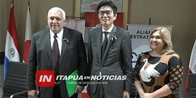 ITAPÚA CONMEMORA 100 AÑOS DE RELACIONES ENTRE PARAGUAY Y JAPÓN