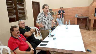 """Iván Sosa: """"La ANR no ofreció el cambio que esperaba la ciudadanía"""""""