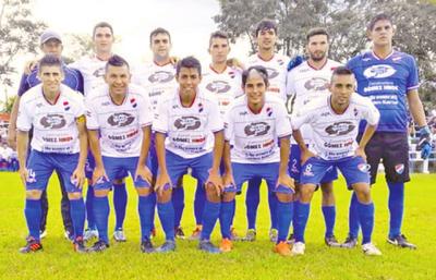 Nacional, al frente del  torneo de  Liga Ka'arendy